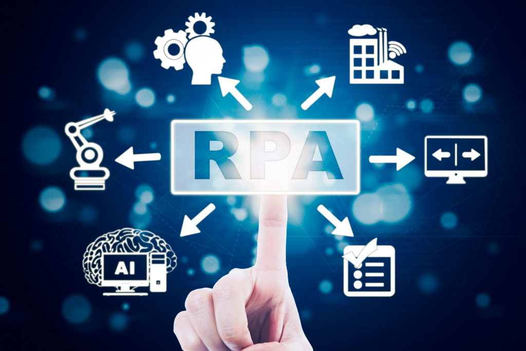 NEC RPA Software Robot Solution RPAimage