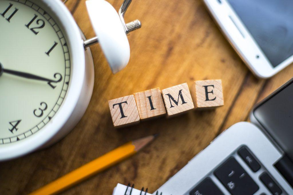 業務効率化とはTIME 時間管理