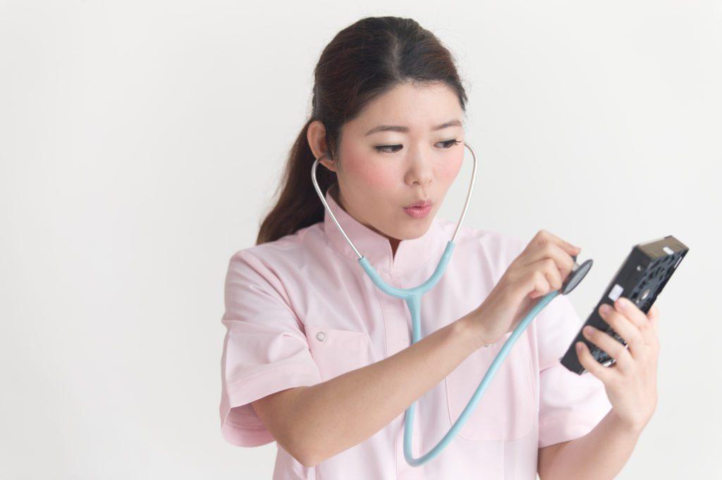 サーバー(NAS)のデータ復旧・復元方法from埼玉