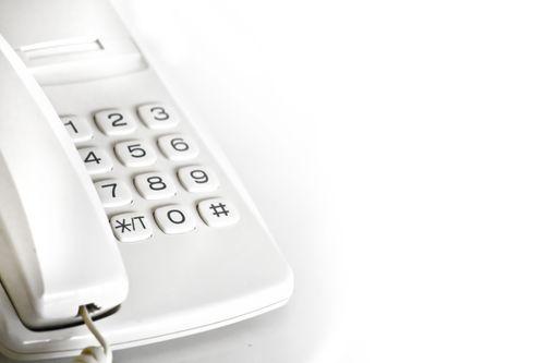 【ホームテレホン】とは?電機屋さんで販売してるのは家庭用の電話機