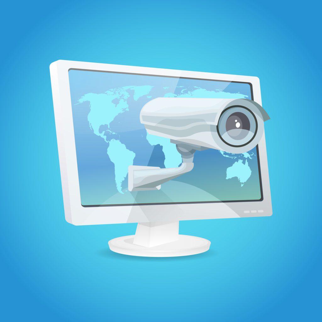 防犯カメラの種類【デジタル】| IP・web・ネットワーク